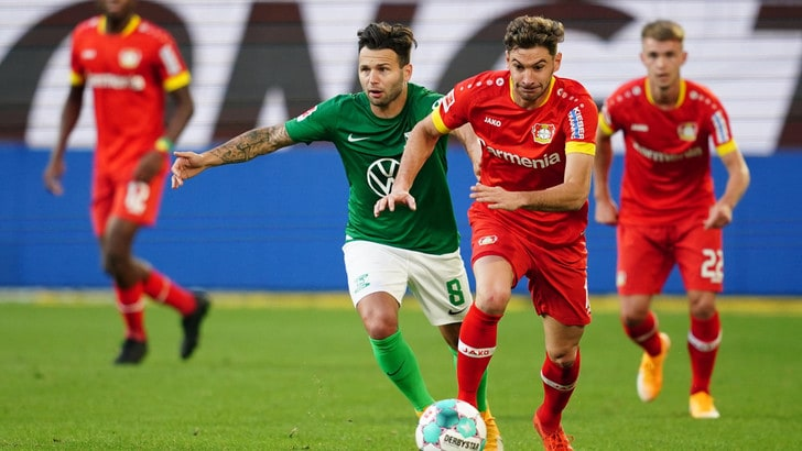 Bundesliga, il Lipsia supera il Mainz. Pareggiano Wolfsburg e Leverkusen