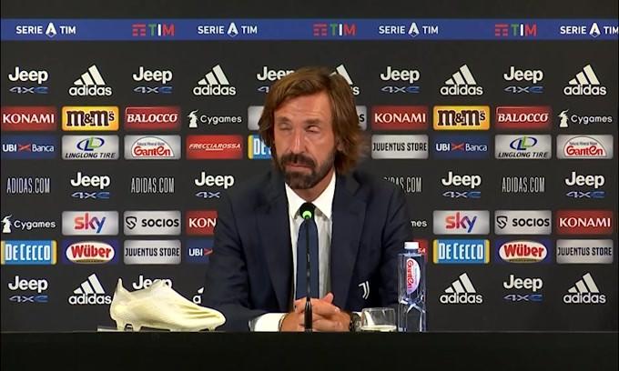 """Pirlo: """"Dybala può giocare ovunque"""""""