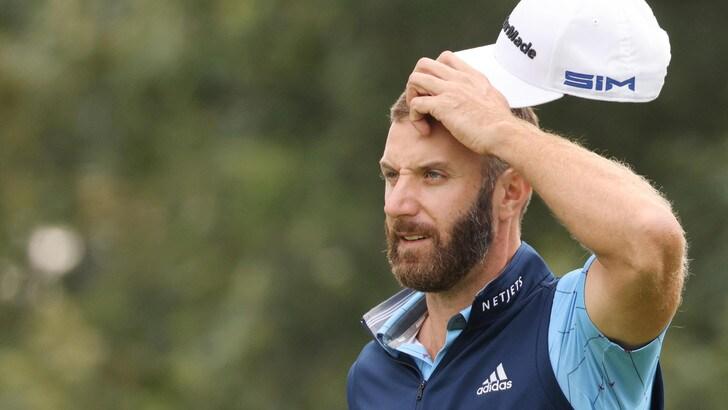 Coronavirus, positivo il numero 1 al mondo di golf Dustin Johnson