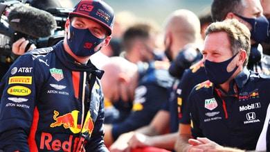 F1 Red Bull, Horner: