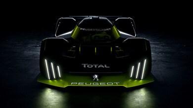 Peugeot, hypercar in cantiere per la 24 Ore di Le Mans 2022