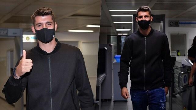 Juve, Morata è a Torino: Pirlo ha il suo 9