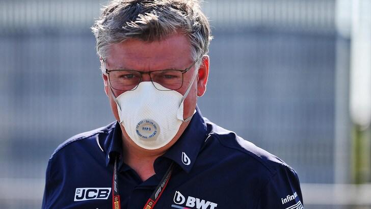 F1, Szafnauer punge la Ferrari: