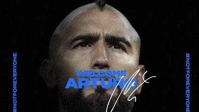 Inter, preso Vidal! È ufficiale