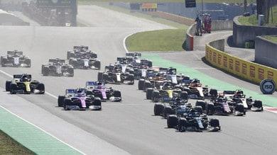 F1, Gran Premio di Germania davanti a 20mila persone