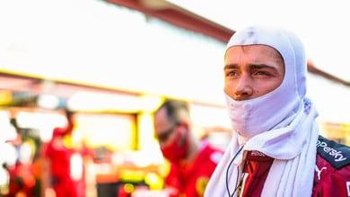 GP Russia, Leclerc: