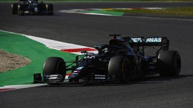 F1 Mercedes: Daimler intenzionata ad andare avanti