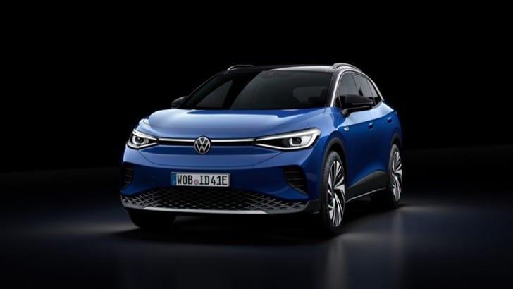 Volkswagen ID.4, SUV elettrico di Wolfsburg