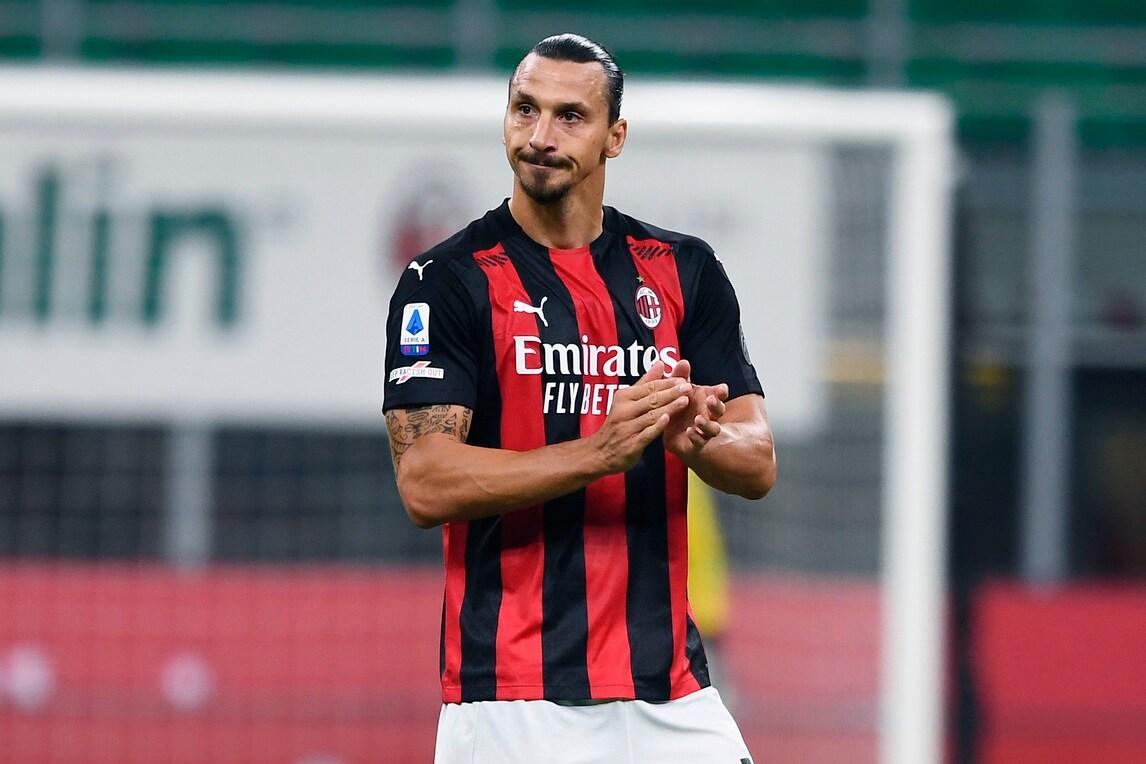 Milan, Ibrahimovic positivo al Coronavirus