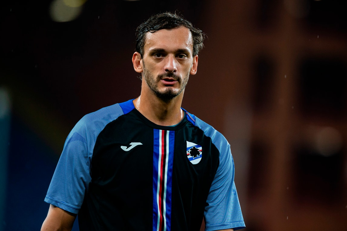 Sampdoria, Gabbiadini e Depaoli tornano in gruppo