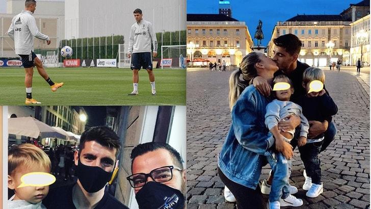 Morata alla (ri)conquista di Torino, della Juventus e di Cristiano Ronaldo