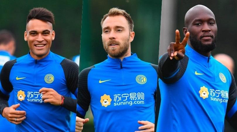 Inter verso la Fiorentina: Conte lancia Eriksen con Lautaro-Lukaku