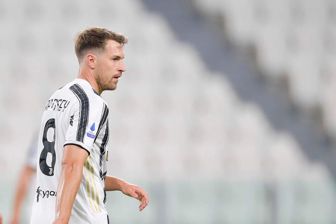 """Ramsey: """"Alla Juve ci si diverte. Pirlo ha portato nuove idee"""""""