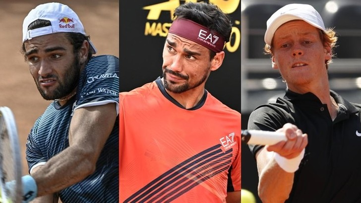 Roland Garros: Sinner contro Goffin, Berrettini pesca Pospisil