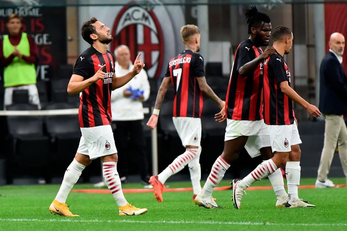 Milan-Bodo/Glimt 3-2: Calhanoglu trascina Pioli al playoff di Europa League