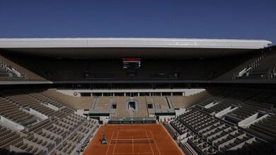 Roland Garros, limite di spettatori abbassato ulteriormente: 1000 al giorno