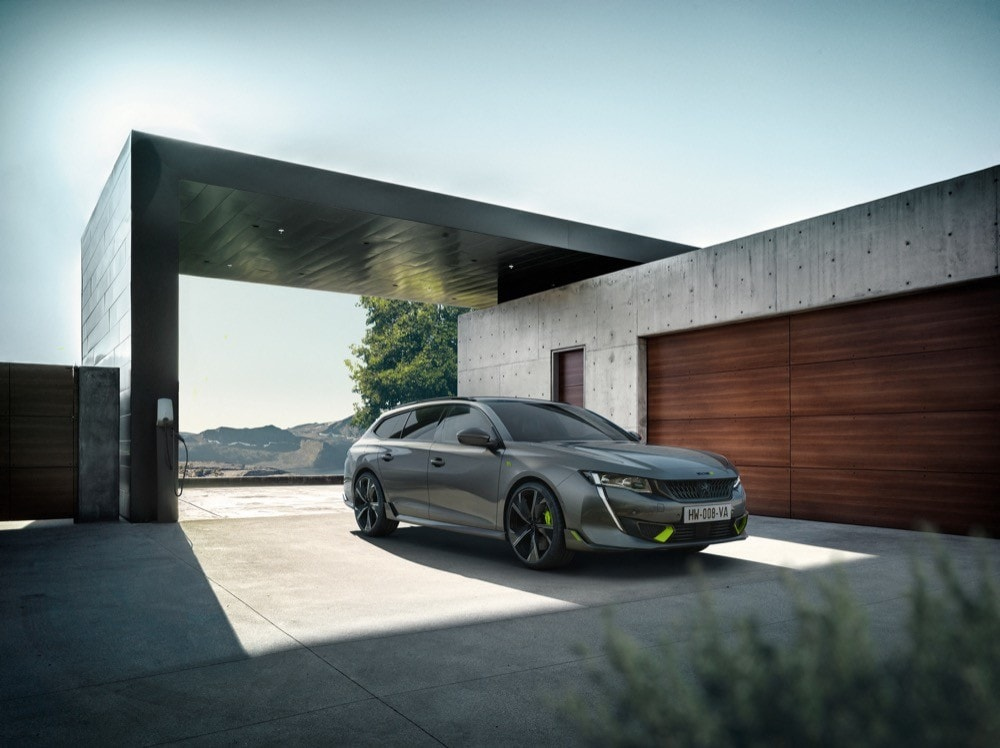 508 Peugeot Sport Engineered SW LE FOTO