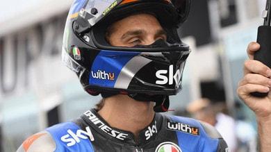 Gp Catalogna, nuova pole per Luca Marini in Moto2