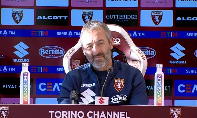 """Giampaolo: """"Il valore di un allenatore si vede col tempo"""""""