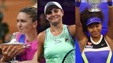 Ranking WTA: top 10 rimane stabile, Giorgi cala di una posizione