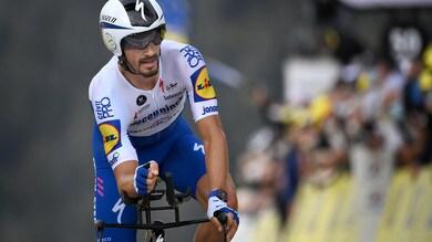 Mondiali Ciclismo Imola: trionfa Alaphilippe, Caruso miglior italiano