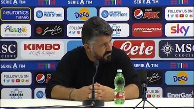 """Gattuso: """"Insigne? Ha avuto un problema muscolare"""""""