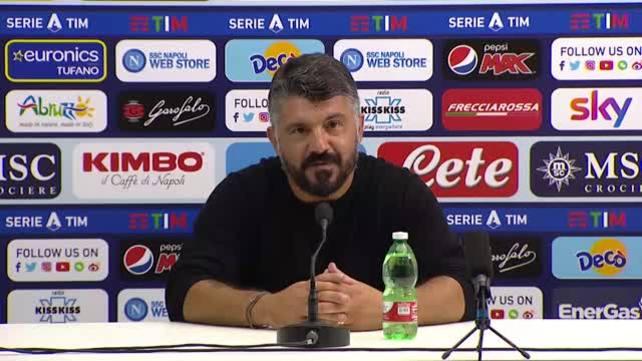 """Gattuso sul 6-0: """"Risultato non vero"""""""