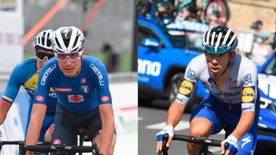 Giro d'Italia, Ballerini e Masnada con Deceuninck-Quick-Step