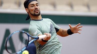 Roland Garros: Fognini fuori al primo turno, battuto da Kukushkin