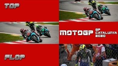 Top e Flop, MotoGP: GP Catalunya VIDEO