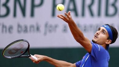 Roland Garros, Sonego supera il primo turno
