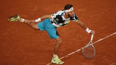 Roland Garros, Giustino batte Moutet dopo una battaglia di 6 ore!