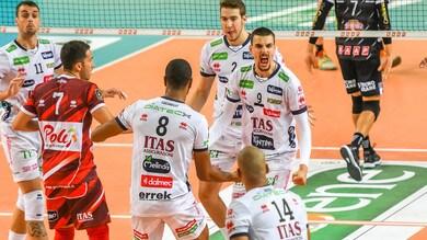 Champions League: triangolare a Trento con l'Itas protagonista