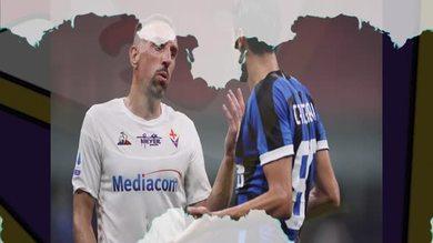 Fiorentina, Ribéry sempre al top