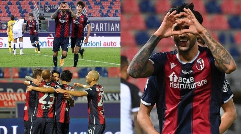 Soriano dà spettacolo in Bologna-Parma 4-1: doppietta e assist!