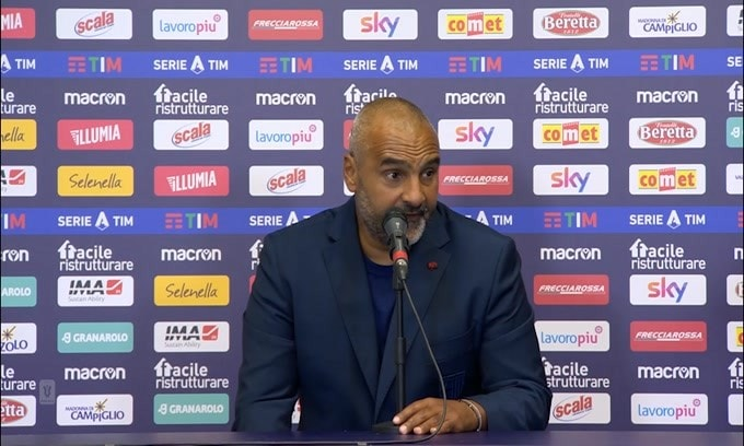 """Liverani: """"Mercato? Rassicurato dal club"""""""