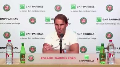 """Nadal cerca di adattarsi: """"Roland Garros diverso, ma stessa determinazione"""""""