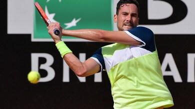 Roland Garros, Mager eliminato da Lajovic al primo turno