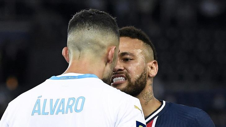 Neymar e Alvaro, nessuna sanzione per i fatti di Psg-Marsiglia