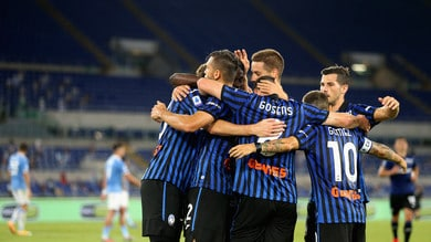 Lazio-Atalanta 1-4: poker capolavoro con doppietta di Gomez
