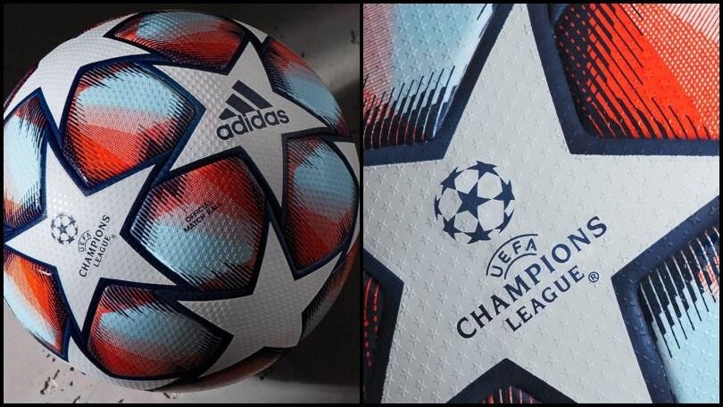 Champions League, ecco il pallone della fase a gironi 2020-21