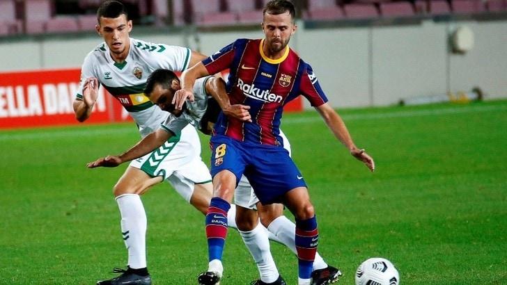 Juve-Barcellona, parla Pjanic: