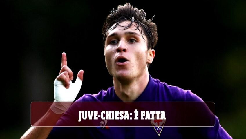 Juventus-Chiesa: è fatta. Douglas al Bayern. Ecco tutti i dettagli