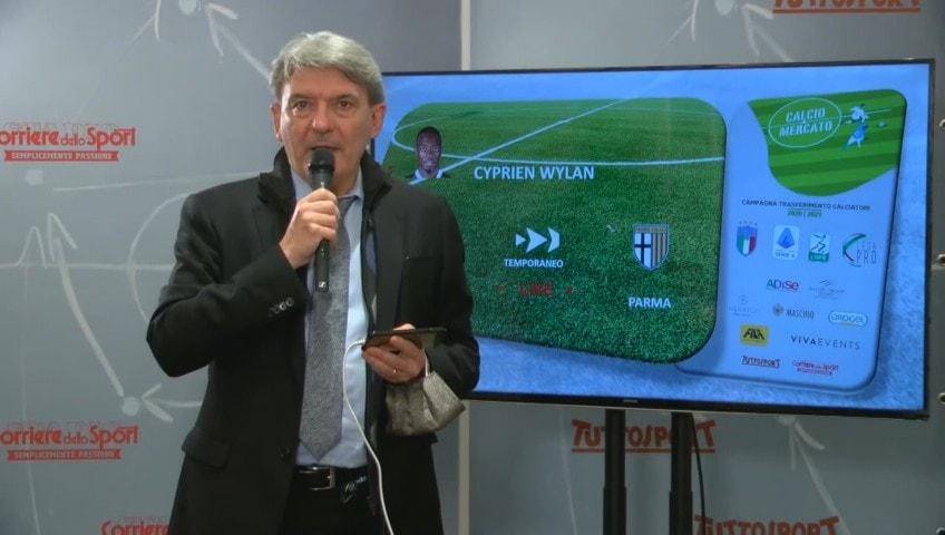 Il Parma protagonista e le cessioni dell'Inter