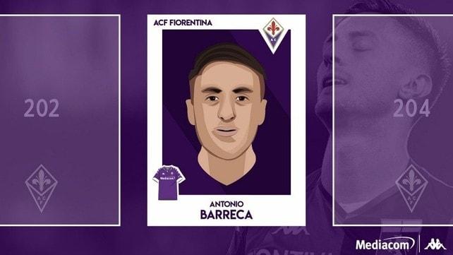 Fiorentina, ufficiale Barreca. Ceccherini al Verona