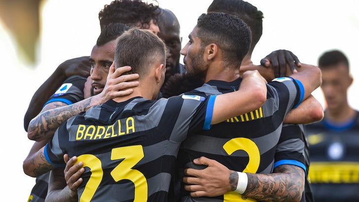 Inter, ecco la lista Champions. Padelli e Vecino out