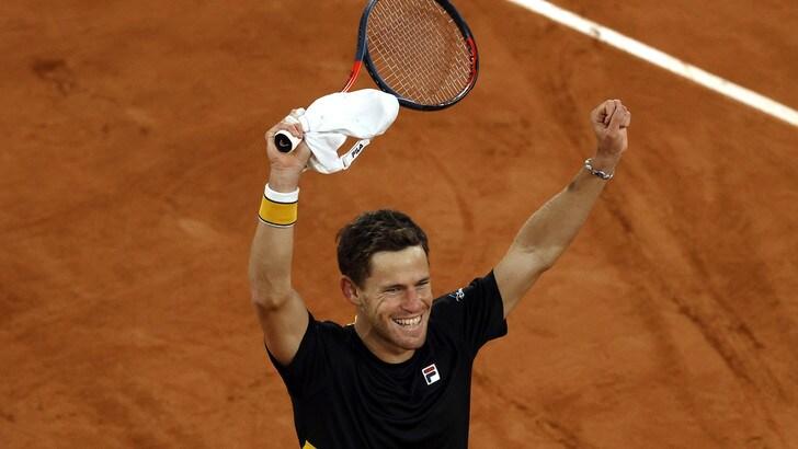 Schwartzman in semifinale al Roland Garros: Thiem ko dopo 5 ore