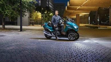 Nuovo Peugeot Metropolis, cambia il look e arriva l'Euro5: gli scatti