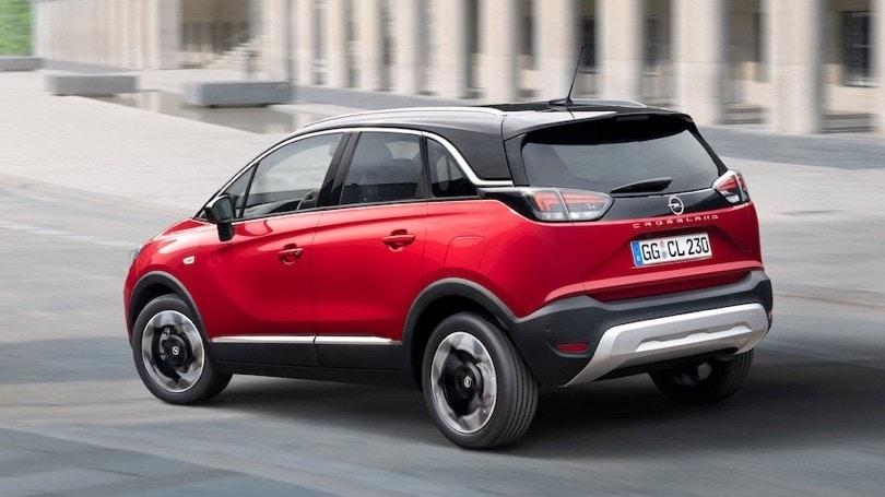 Opel Crossland 2021: foto