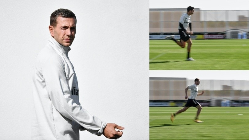 Juve, Bernardeschi torna in gruppo: Morata e Kulusevski come Flash